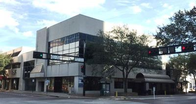 Downtown Tampa Office Building for Lease