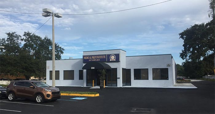 East Busch Blvd Commercial Bldg for Sale